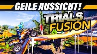 TRIALS FUSION Gameplay German #4 – Geile Aussicht   Lets Play Trials Online 4K Deutsch
