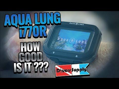 Dive Computer AquaLung I770R Color Wrist Dive Computer