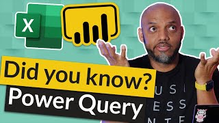 3 HIDDEN tricks in the Power Query editor for Power BI and Excel