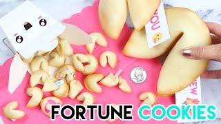 Gambar cover How to Make Mini Fortune Cookies!