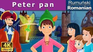 Peter Pan   Povesti Pentru Copii   Basme In Limba Romana   Romanian Fairy Tales