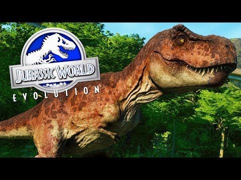 REINA TIRANOSAURUS REX DEL PARQUE DE DINOSAURIOS JURASSIC WORLD EVOLUTION ABlistering