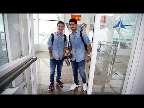 FC Barcelona trip to Vigo