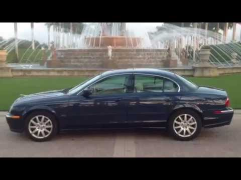 2000 JAGUAR S-TYPE TEST DRIVE VIDEO TOUR GUIDE