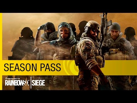 Tom Clancy's Rainbow Six: Siege - Gold Edition