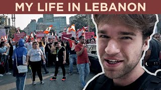 My Daily Life In LEBANON (Crazy 14 Day Trip)