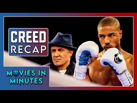 CREED in 3 minutes (Movie Recap)
