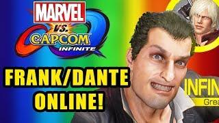 Frank + Dante Online! - Marvel vs. Capcom: Infinite Ranked Matches #1