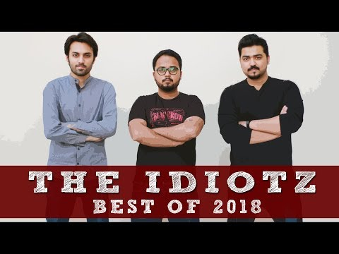 Top 10 Videos Of 2018 | Best Clips Of 2018 | Comedy | The Idiotz