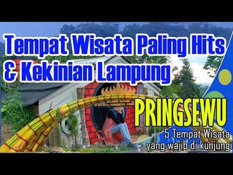 Video inilah 5 Tempat Wisata Paling Hits dan Kekinian Lampung
