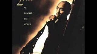 2pac - Me Against The World - Shed So Many Tears