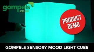 Product Demo - Sensory Mood Light Cube