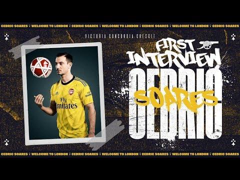 Arsenal's New Lad 🇵🇹
