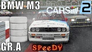 Project Cars 2 Tourenwagen GR.A Rennen mit BMW M3 und Wetterwechsel [CH] Deutsch