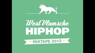 Westvlamsche Hiphop 2013 mixtape