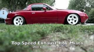 The Miata's New Exhaust - Most Popular Videos