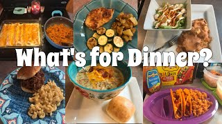 What's for Dinner?| Family Meal Ideas| August 13-19, 2018