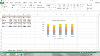 How to Delete Data in Excel & Not Formulas : MIcrosoft Excel Tips