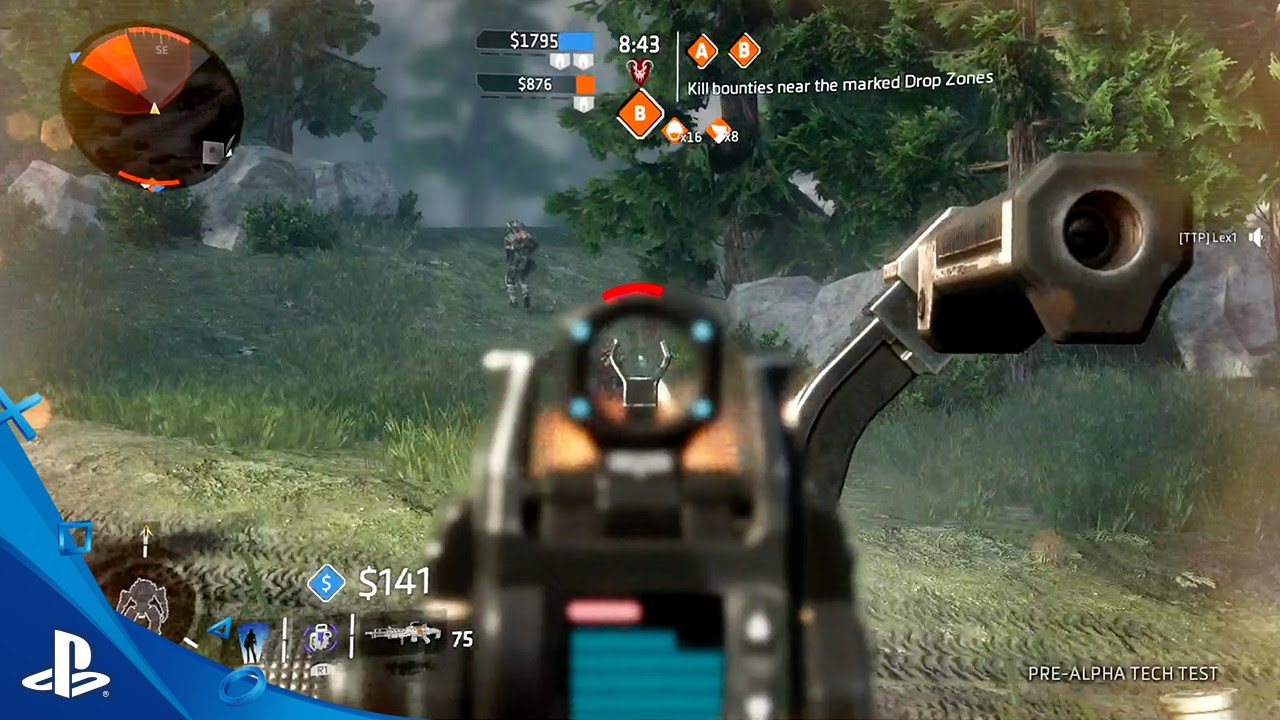 PS Underground: 27 Minutes of Titanfall 2 Multiplayer