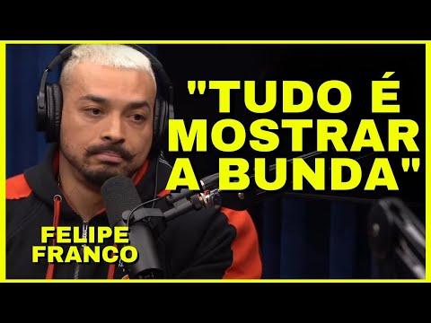 FELIPE FRANCO SOBRE AS MULHERES DE HOJE EM DIA    Cortes Podcast - Os Melhores!