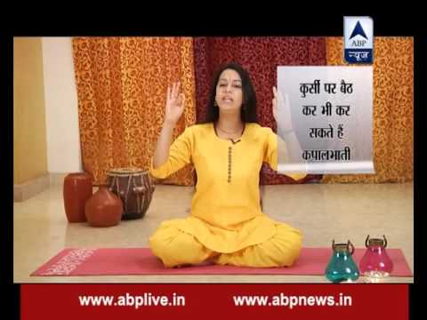 21 Days of Yoga: Kapalbhati for healthy skin and hairs