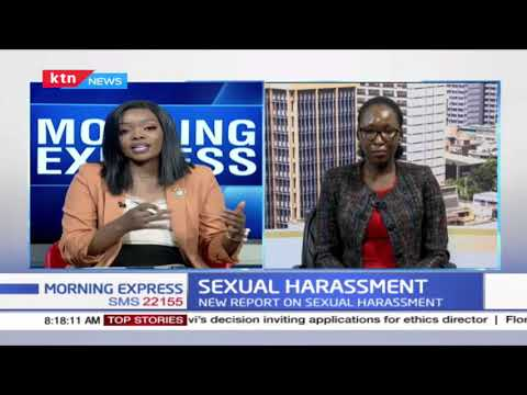 Eye on sexual harassment in the media