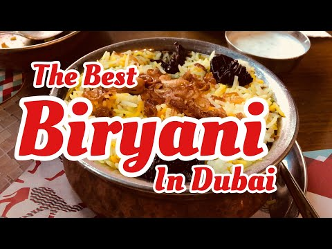 Best Biryani Restaurant in Dubai