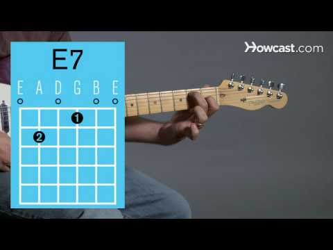 How to Play an E7 Open Chord | Guitar Lessons