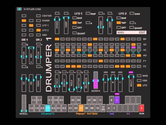 Drumper 1 VST by Syntler