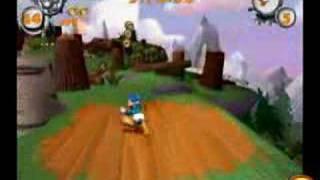Donald Duck: Goin' Quackers video