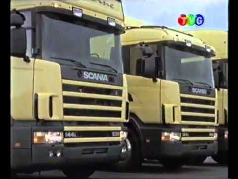 Scania 4 Series in 1995