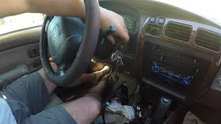 QUICK SOLUTION FOR STUCK TOYOTA KEY IN IGNITION