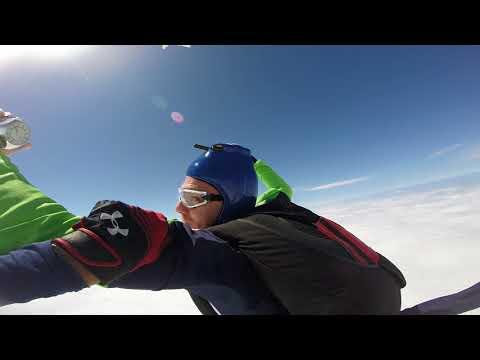 Skydive em Blumenau  com Sky Radical
