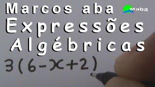 EXPRESSÕES ALGÉBRICAS - Aula 01