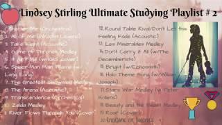 Lindsey Stirling Studying Playlist #2