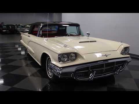 1960 Ford Thunderbird J-Code for Sale - CC-1037625