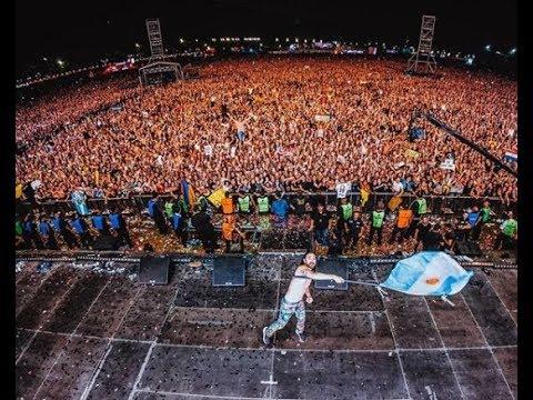 Steve Aoki LIVE at Lollapalooza Argentina 2019