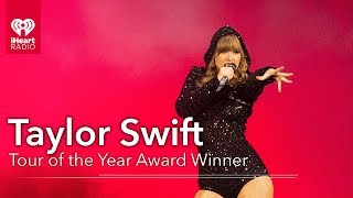 Taylor Swift Acceptance Speech - Tour of the Year Award | 2019 iHeartRadio Music Awards