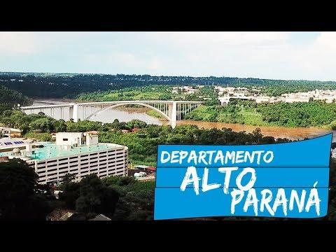 Conheça o departamento Alto Paraná no Paraguai