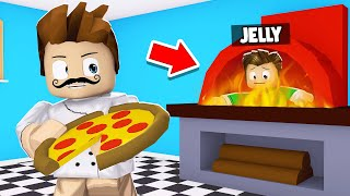 COOKING JELLY In A Pizza Oven! (Roblox)