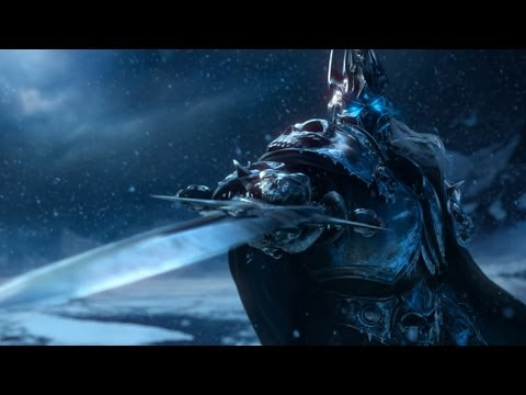 10 Years Ago This Week - World of Warcraft: Wrath of the Lich King Cinematic Trailer