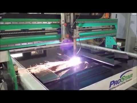ShopSabre CNC Plasma cutting Tube & Platevideo thumb