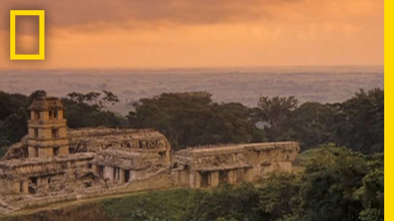 Palenque and the Ancient Maya World   Nat Geo Live