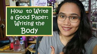 Grade 8 Filipino | How to Write a Good Paper| Team Lyqa
