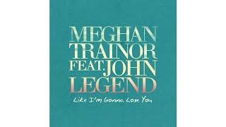 Like I'm Gonna Lose You (Instrumental) (Audio) - Meghan Trainor