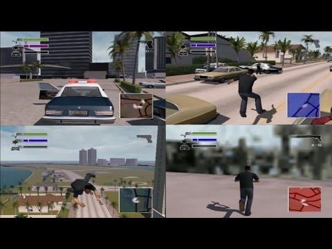 Driv3r (PS2) Let's find some bugs!! - игровое видео смотреть онлайн