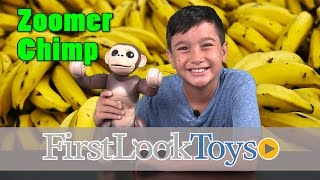 Zoomer Chimp Unboxing