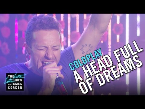 Videoclip A Head Full Of Dreams - Coldplay
