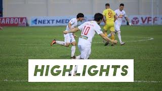 Highlights   Thanh Hóa - HAGL   Chiến thắng thứ 7 liên tiếp   HAGL FC