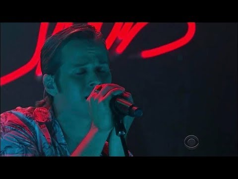 Sit Next To Me — Foster The People Live The Late Late Show